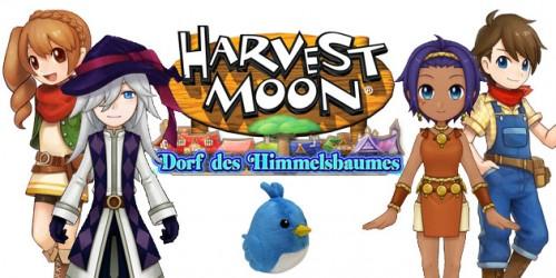 Newsbild zu Harvest Moon: Dorf des Himmelsbaumes-DLCs sind jetzt verfügbar