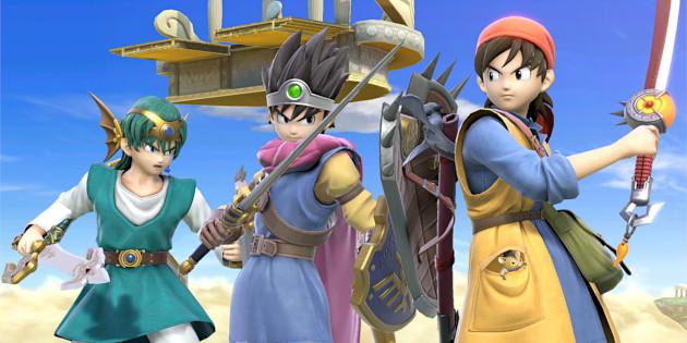 Newsbild zu Umfrage der Woche: Gefällt euch der Held in Super Smash Bros. Ultimate?