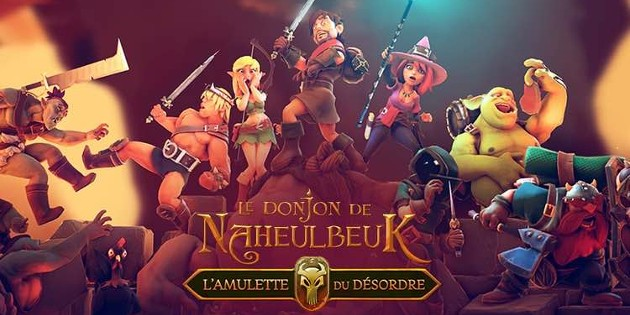 Newsbild zu Gamestop – The Dungeon Of Naheulbeuk: The Amulet Of Chaos für die Nintendo Switch gelistet