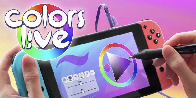Newsbild zu Colors Live für die Nintendo Switch – Collecting Smiles startet eine Kickstarter-Kampagne für den Nachfolger des hochgelobten Nintendo 3DS-Spiels