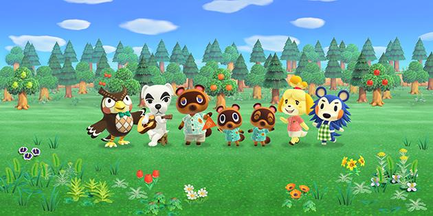 Newsbild zu Umfrage der Woche: Gefallen euch die Events in Animal Crossing: New Horizons?