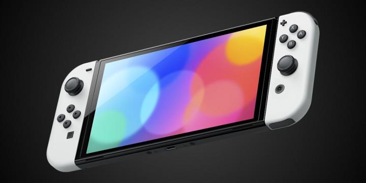 Newsbild zu Nintendo über das Einbrennen von Bildern bei der Nintendo Switch (OLED-Modell)