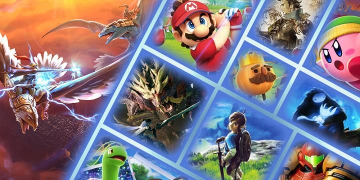 Newsbild zu Diese Nintendo Switch-Spiele erwarten euch in dieser Woche (KW 31/2021)