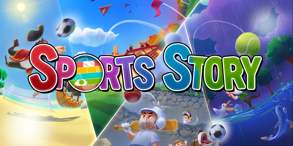 Sports Story - Keyart