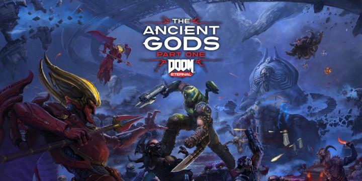Newsbild zu Der Krieg gegen die Hölle geht weiter – The Ancient Gods: Part One-DLC für DOOM Eternal erscheint heute für die Nintendo Switch