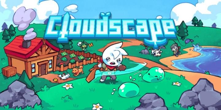 Newsbild zu Veröffentlichung im Juli 2023: Kickstarter-Kampagne zu Cloudscape beendet