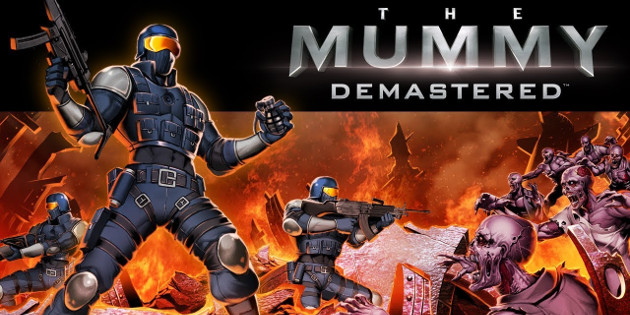 Newsbild zu Die physische Version von The Mummy Demastered erscheint schon bald – Collector's Edition angekündigt