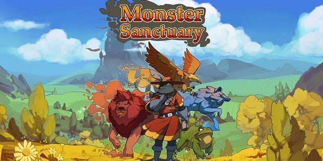 Newsbild zu Team17 präsentiert neuen Trailer zu Monster Sanctuary