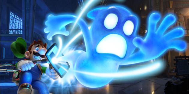 Newsbild zu Black-Friday-Woche: Luigi's Mansion 3 und weitere Nintendo Switch-Spiele heute im Angebot
