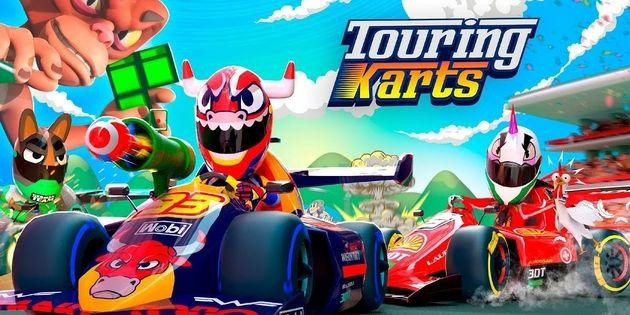 Newsbild zu Party-Racer Touring Karts rast bald auf die Nintendo Switch