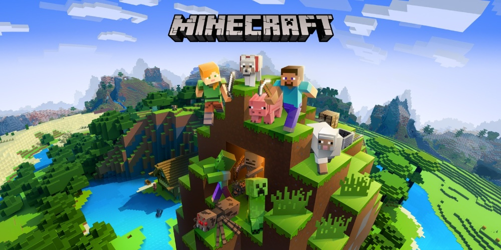 Minecraft - Artwork