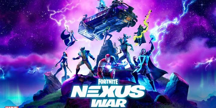 Newsbild zu Fortnite Kapitel 2 – Saison 4 bringt Marvel-Crossover