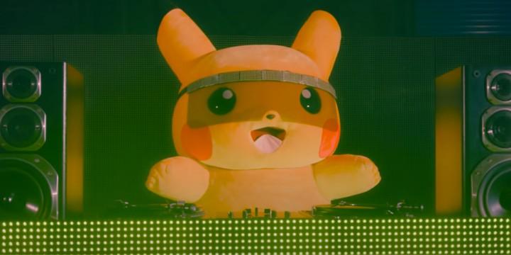 Newsbild zu Jetzt mit DJ Pikachu Nostalgiegefühle wieder aufleben lassen