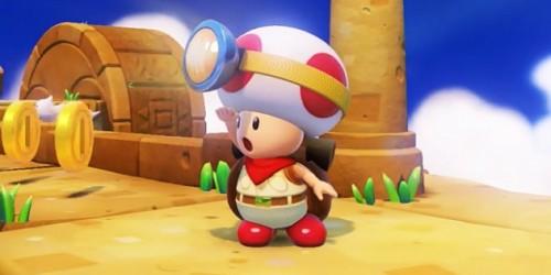Newsbild zu Neue Screenshots zu Captain Toad: Treasure Tracker für Nintendo Switch und Nintendo 3DS aufgetaucht