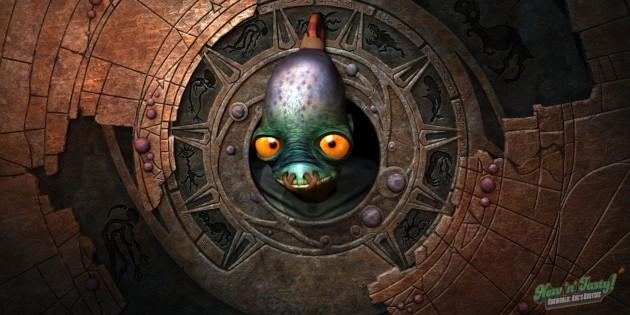 Newsbild zu Oddworld: New 'n' Tasty erhält eine Alterseinstufung für die Nintendo Switch