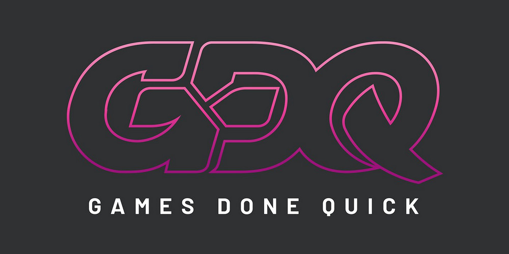 Games Done Quick / GDQ - Logo