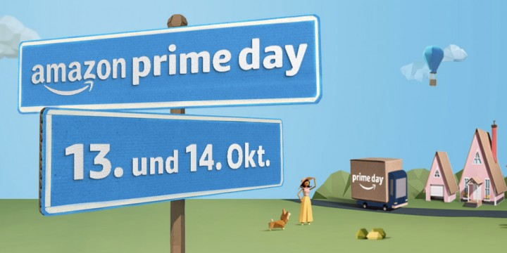 Newsbild zu Amazon Prime Day: Die Nintendo Switch-Angebote im Überblick