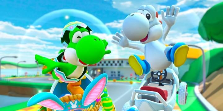 Newsbild zu Ein Dino auf vier Rädern: Die Yoshi-Tour-Saison beginnt heute