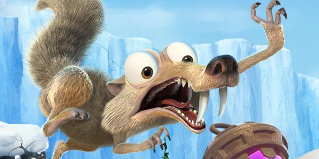 Newsbild zu Ab dem 18. Oktober könnt ihr in Ice Age: Scrats Nussiges Abenteuer nach der Eichel suchen