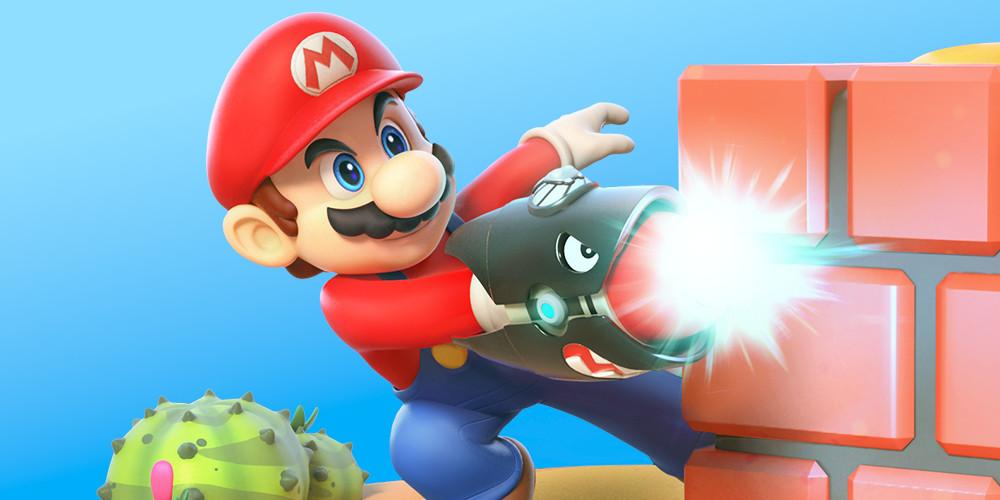 Mario + Rabbids Kingdom Battle - Mario
