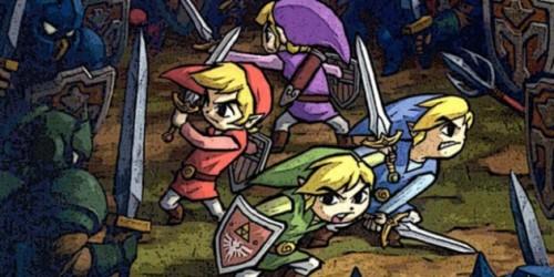 Newsbild zu USA: The Legend of Zelda: Four Swords Anniversary Edition wieder kurzzeitig zum Download verfügbar