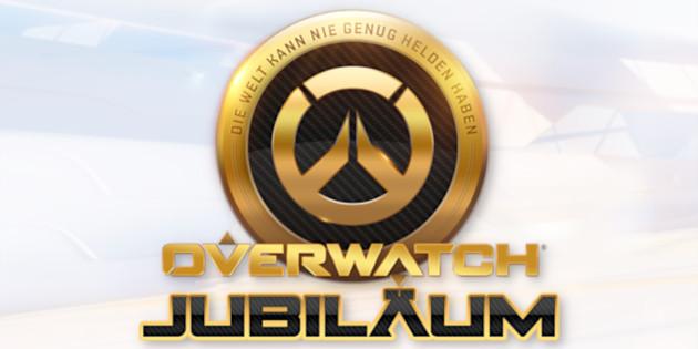 Newsbild zu Sichert euch zum vierten Overwatch-Jubiläum neue Extras im Spiel