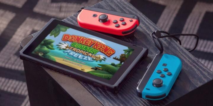 Newsbild zu Nintendo bewirbt im neuesten Clip die Nintendo Switch-Familie mit berühmten Videospiel-Charakteren