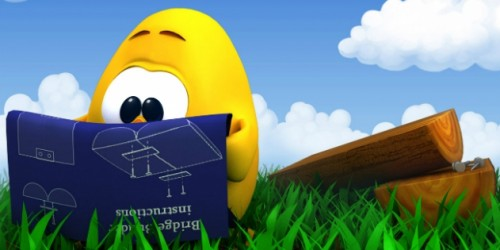 Newsbild zu Virtual Console-Spieletest: Toki Tori
