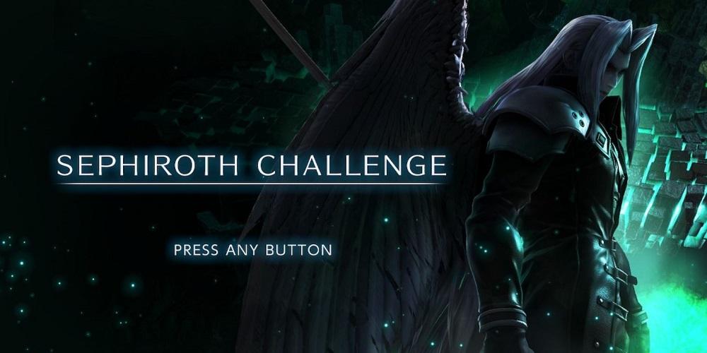 Sephiroth Challenge