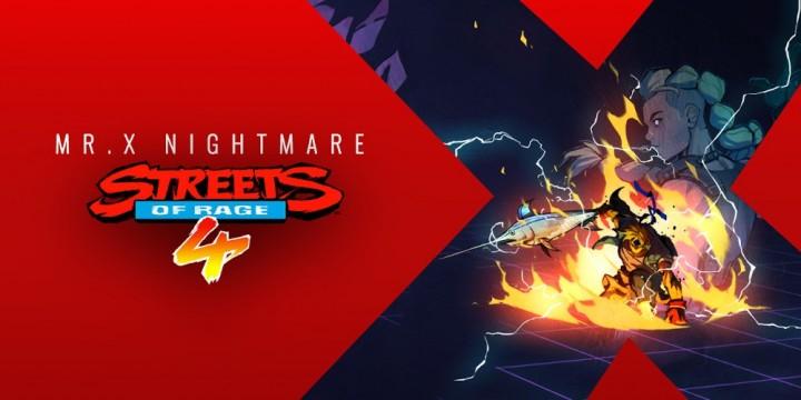 Newsbild zu Mr. X Nightmare – Erster DLC zu Streets of Rage 4 angekündigt