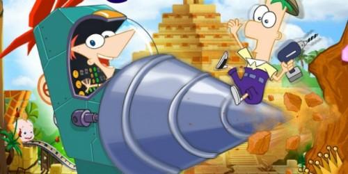 Newsbild zu USA: Release-Termin für Phineas And Ferb: Quest for Cool Stuff bekanntgegeben