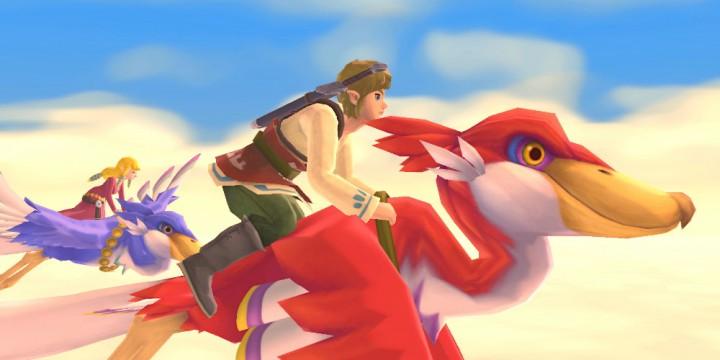 Newsbild zu Glitch in The Legend of Zelda: Skyward Sword HD hindert euch am Weiterspielen