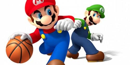 Newsbild zu Tower-Duell: Dennis vs. Eric (Mario Sports Mix - Basketball)