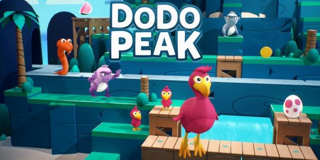 Newsbild zu Bringt die ausgestorbenen Vögel zurück – Arcade-Spiel Dodo Peak erscheint auch für die Nintendo Switch