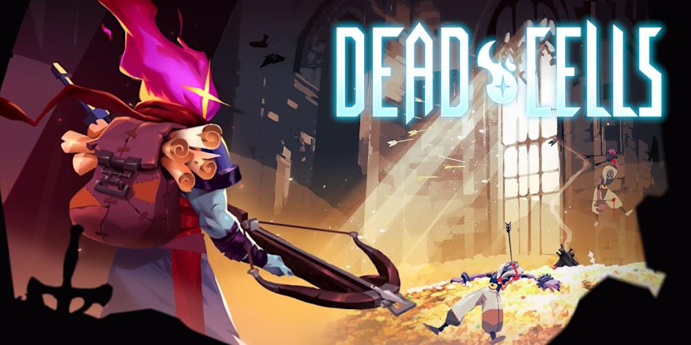 Dead Cells - Update of Plenty Keyart