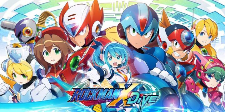 Newsbild zu Dataminer finden Hinweise auf eine Nintendo Switch-Umsetzung von Mega Man X DiVE