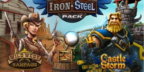 Newsbild zu Zen Pinball 2: Trailer zum Iron & Steel-Pack veröffentlicht