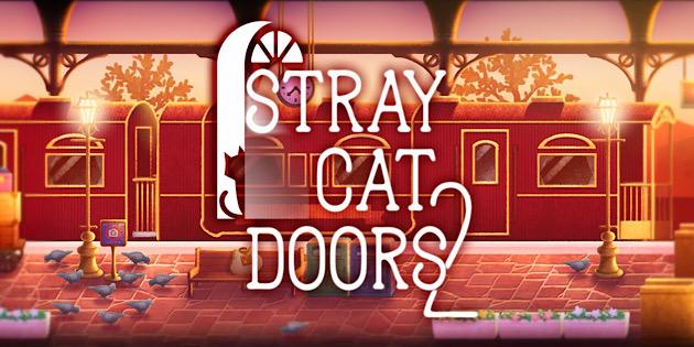 Newsbild zu An alle Streuner: Stray Cat Doors 2 erscheint im August für Nintendo Switch
