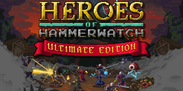 Newsbild zu Heroes of Hammerwatch: Ultimate Edition im Test – Rogue-like der Extraklasse?