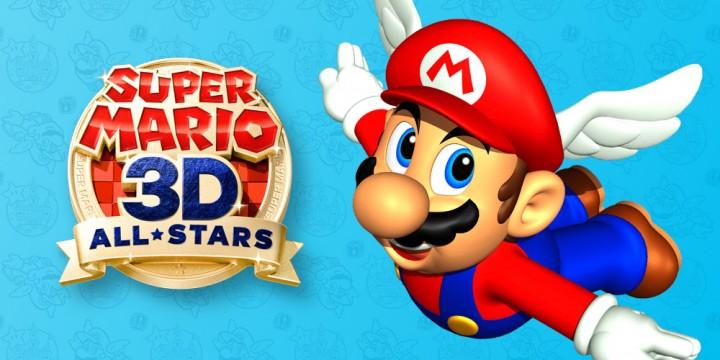 Newsbild zu UK: Super Mario 3D All-Stars katapultiert sich auf Platz 1 der Charts