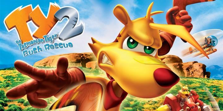 Newsbild zu TY the Tasmanian Tiger 2: Bush Rescue bekommt nach erfolgreicher Kickstarter-Kampagne eine HD-Umsetzung für die Nintendo Switch