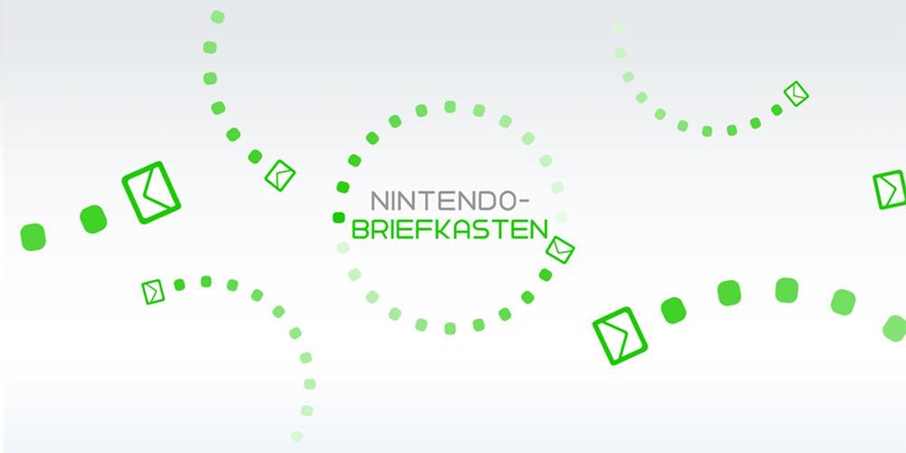Nintendo Briefkasten