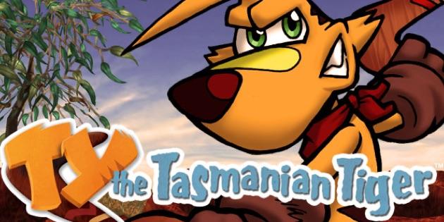 Newsbild zu Ty the Tasmanian Tiger lässt Ende März den Bumerang auf der Nintendo Switch fliegen
