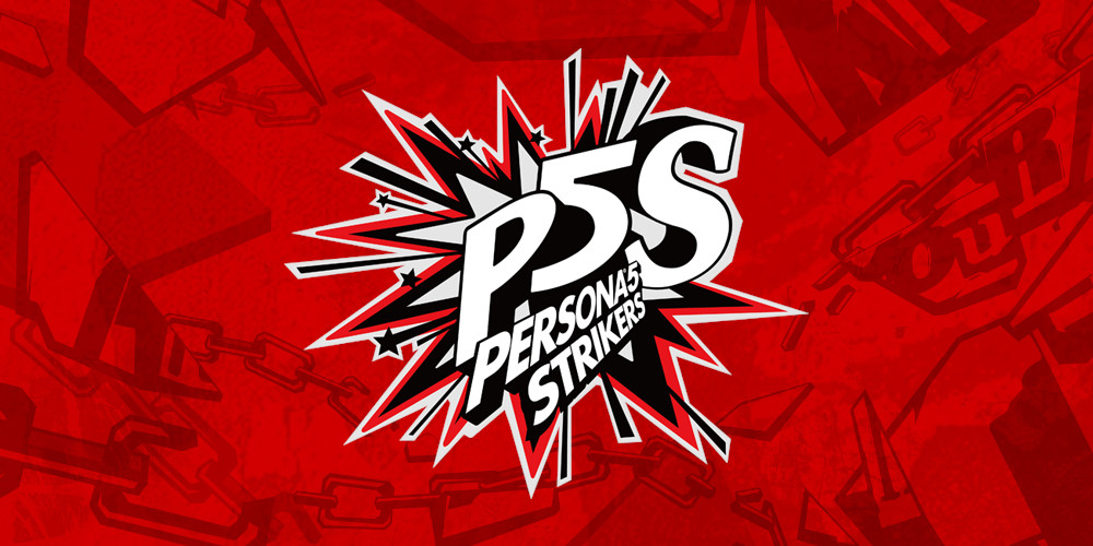 Persona 5 Strikers - Logo