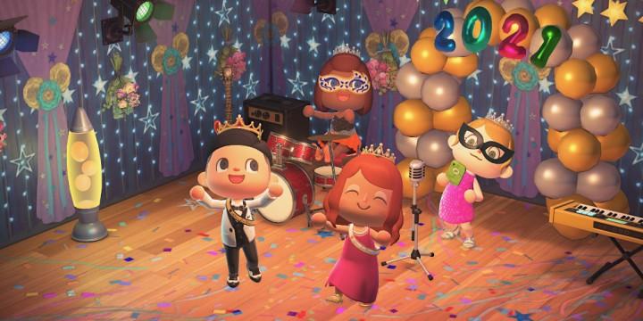 Newsbild zu Animal Crossing: New Horizons kehrt zum Jubiläum an die Spitze der britischen Videospielcharts zurück