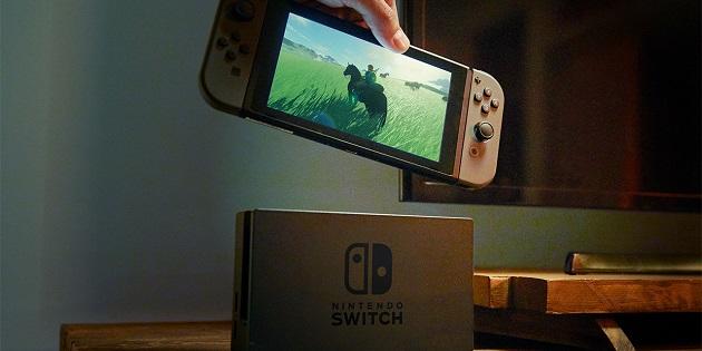 Newsbild zu Nintendo Switch: Nintendo feiert nach Thanksgiving umsatzstärkste Woche seit Verkaufsstart