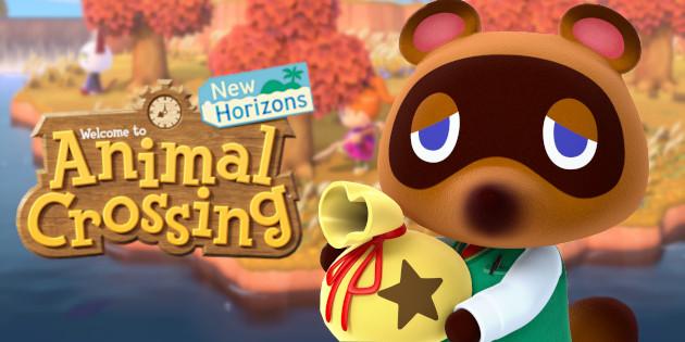 Newsbild zu Producer von Animal Crossing: New Horizons feiert die Veröffentlichung mit einer speziellen Illustration