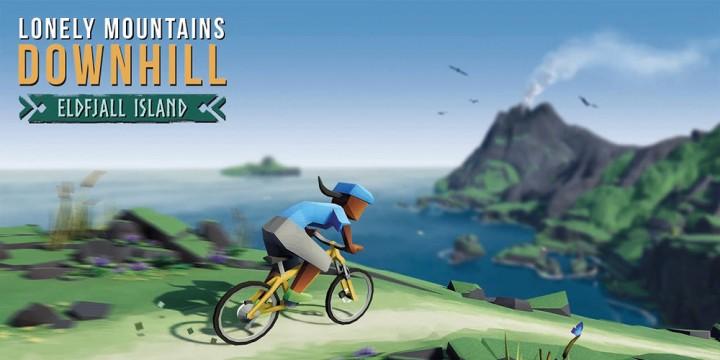 Newsbild zu Lonely Mountains: Downhill – Neu erschienener DLC bringt den bislang höchsten Berg ins Spiel