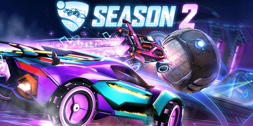 Rocket League Saison 2