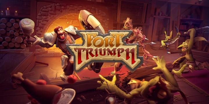 Newsbild zu Rundenbasiertes Taktik-Spiel Fort Triumph erobert die Nintendo Switch im August